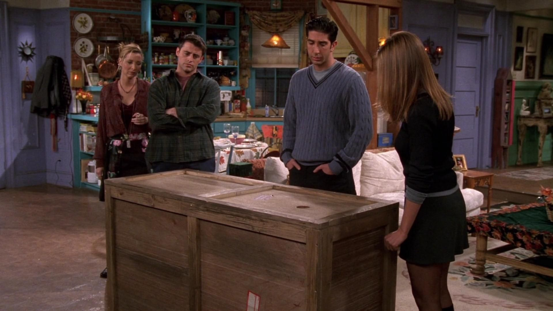 My Top 10 Episodes from Friends Seasons 1-4 (Part One) – ON STAGE