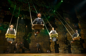 "The Company of ""Matilda The Musical"" National Tour.  Photo by Joan Marcus"