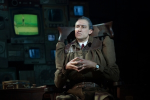 "Bryce Ryness in the National Tour of ""Matilda The Musical.""  Photo by Joan Marcus"