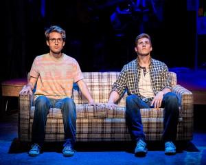 Ryder Bach and Curt Hansen  Photo by Craig Schwartz