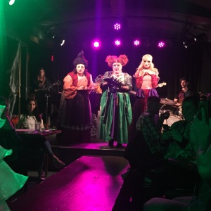Theater Review The Unauthorized Musical Parody Of Hocus Pocus At