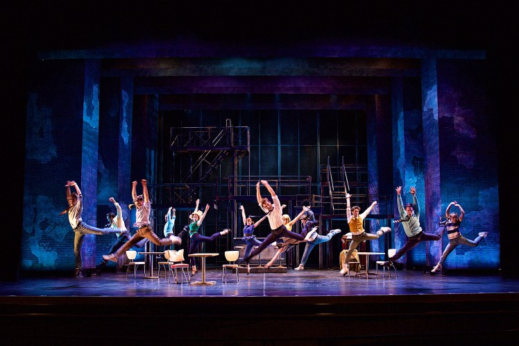 West Side Story by McCoy Rigby