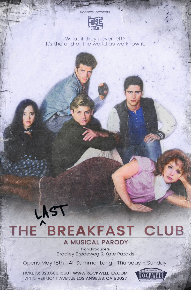 Theater Review: The Last Breakfast Club at Rockwell Table ...