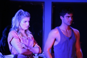 TLBC - Anna Grace Barlow as Claire - Max Ehrich as Andrew