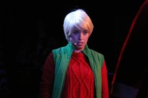 UMPO Home Alone - Natalie Lander as Kevin McCallister - defiant