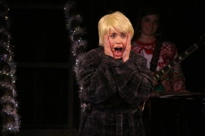 Theater Review The Unauthorized Musical Parody Of Home Alone At