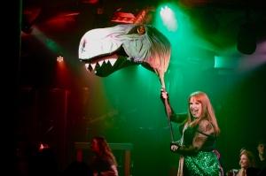 UMPO Jurassic Park - Kate Pazakis as T-Rex - profile