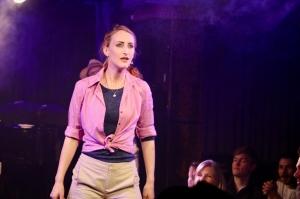 UMPO Jurassic Park - Lesley McKinnell as Dr Ellie Sattler - singing