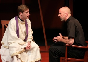"""The Echo Theatre Company and Circle X Theatre Company Performance of """"An Undivided Heart"""""""