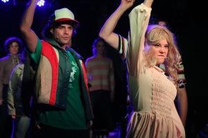 UMPO Stranger Things-Garrett Clayton and Lana McKissack