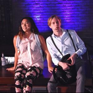 Parissa Koo and Kyle Sherman