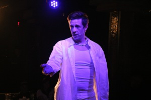 UMPO 10 Things - Jason Michael Snow as Joey - Angelic Pose