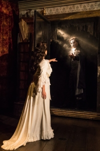 03. THE PHANTOM OF THE OPERA - Eva Tavares and Derrick Davis - photo by Matthew Murphy